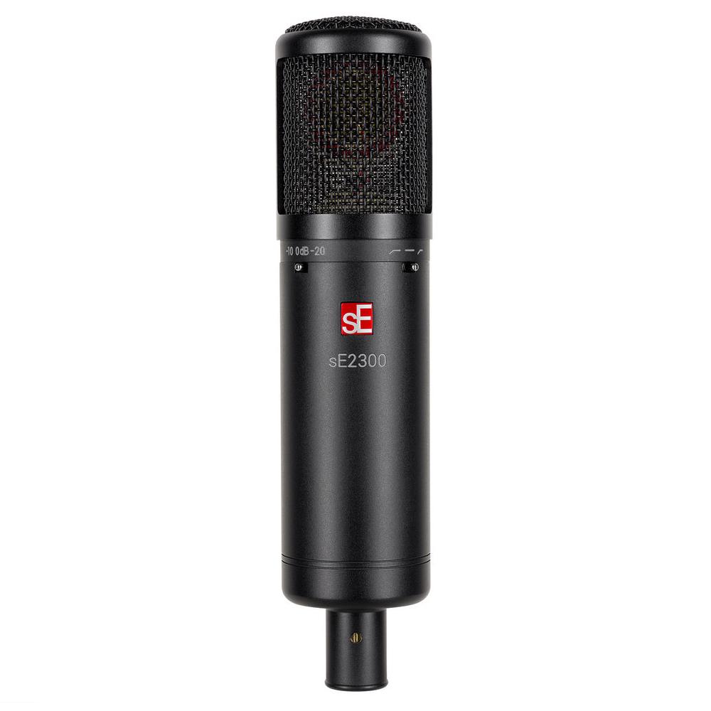 Студийный микрофон с поп-фильтром sE Electronics sE2300