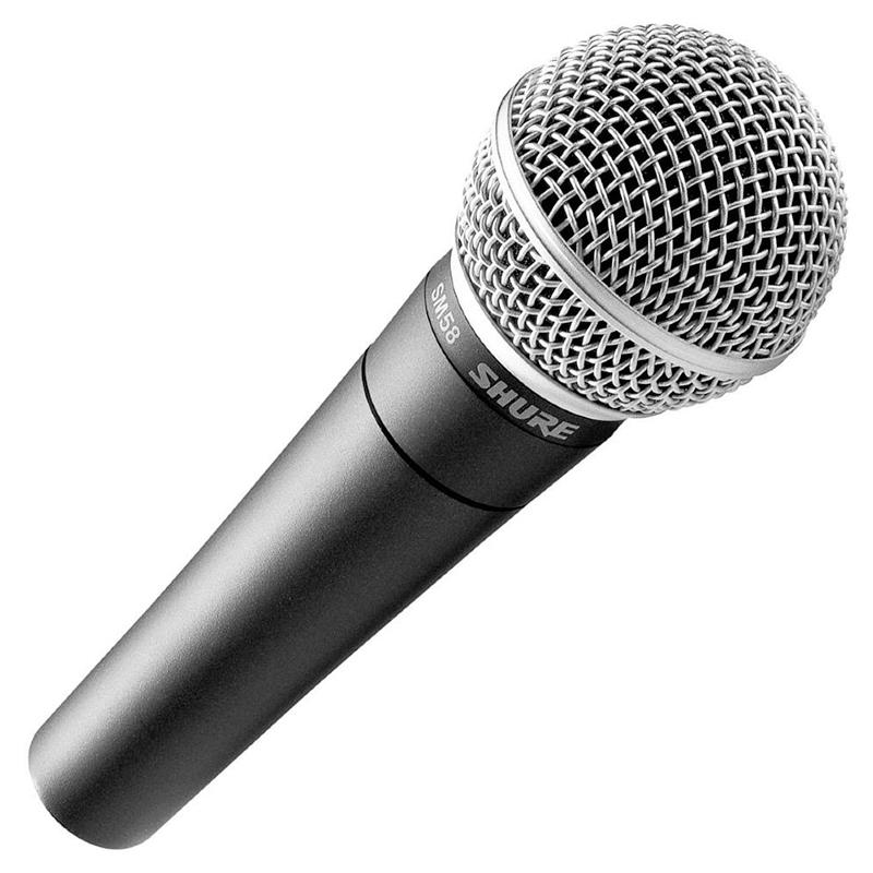 Вокальный микрофон Shure SM58-LCE