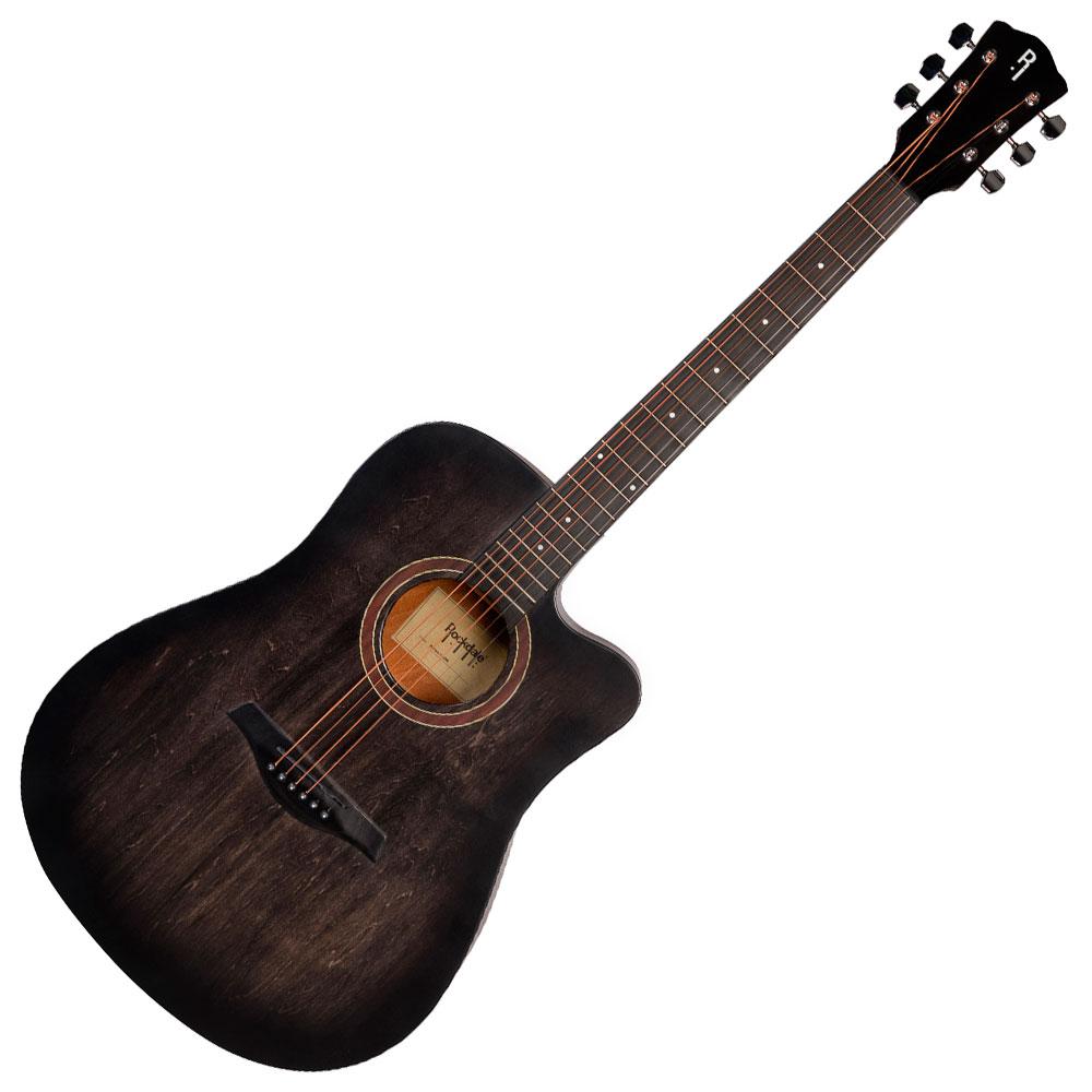 Акустическая гитара Rockdale Aurora D1 C BK